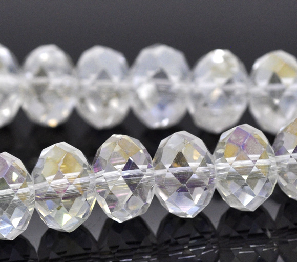 a4b846995 Home > Beads > Beautiful Beads > Crystal Beads > Clear Clear / Clear AB  Crystals